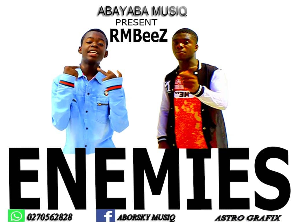 RMBeez – Enemies  (Prod Attakay Beatz)