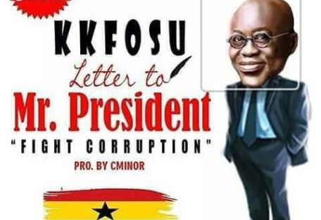 K.K. Fosu – Letter To Mr. President (Prod. By CMINOR)