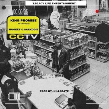 Instrumental: King Promise – CCTV ft Sarkodie x Mugeez (Prod. By RichopBeatz)