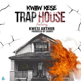 Instrumental : Kwaw Kese ft Kwesi Arthur – Trap House (Prod by Startick)