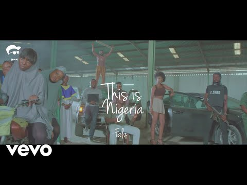 Falz – This Is Nigeria (Childish Gambino Refix)