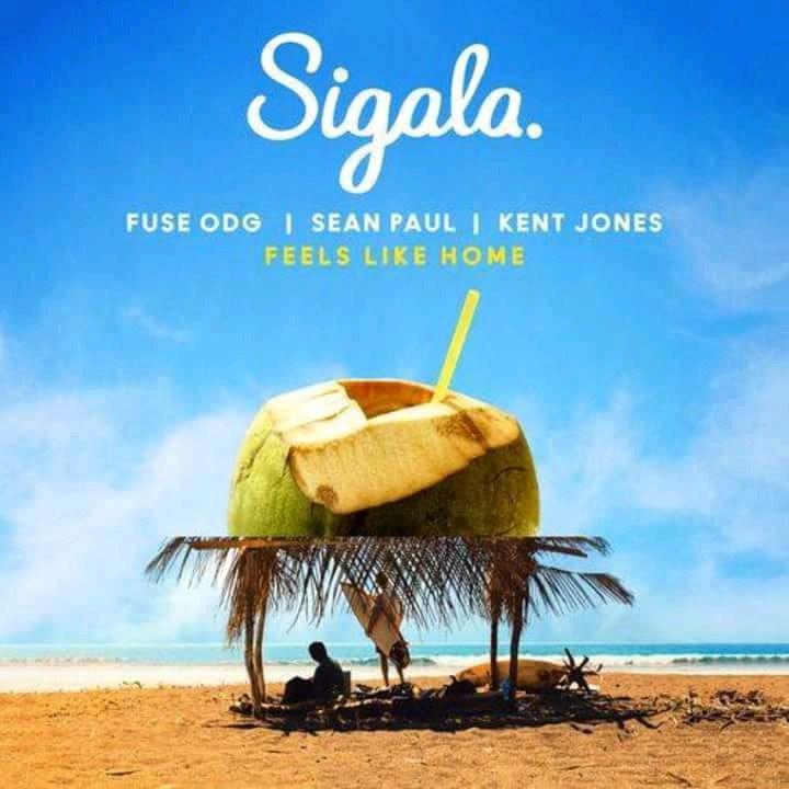 Fuse ODG – Feels Like Home (Feat. Sean Paul & Kent Jones)