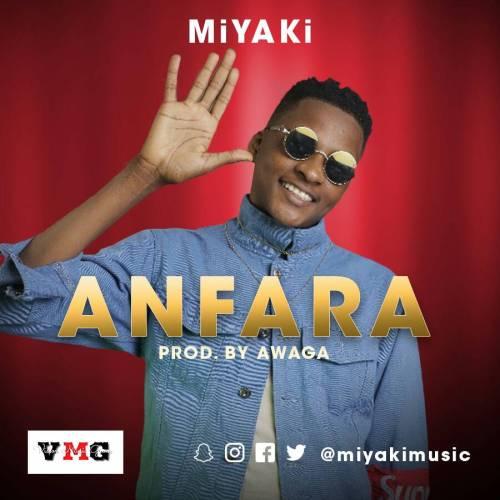 MiYAKi – Anfara (Prod. By Awaga)