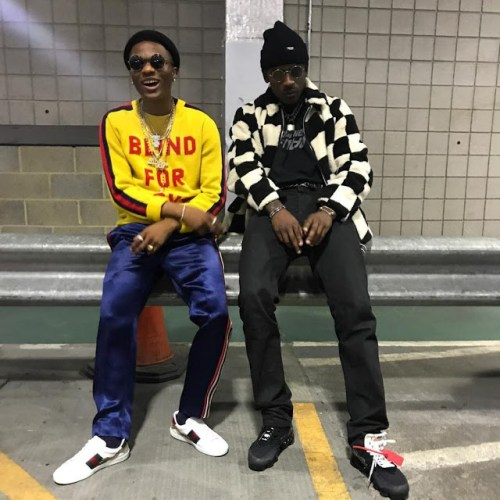 Wizkid x Skepta – Bad Energy (Stay Far Away) (Prod. By Sarz)