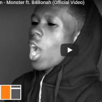 Strongman - Monster ft. B4Bonah (Official Video)