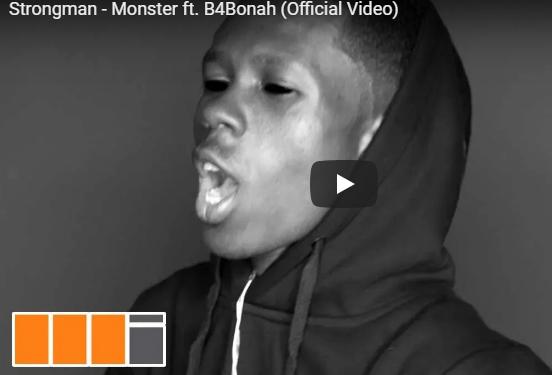 Strongman – Monster ft. B4Bonah (Official Video)