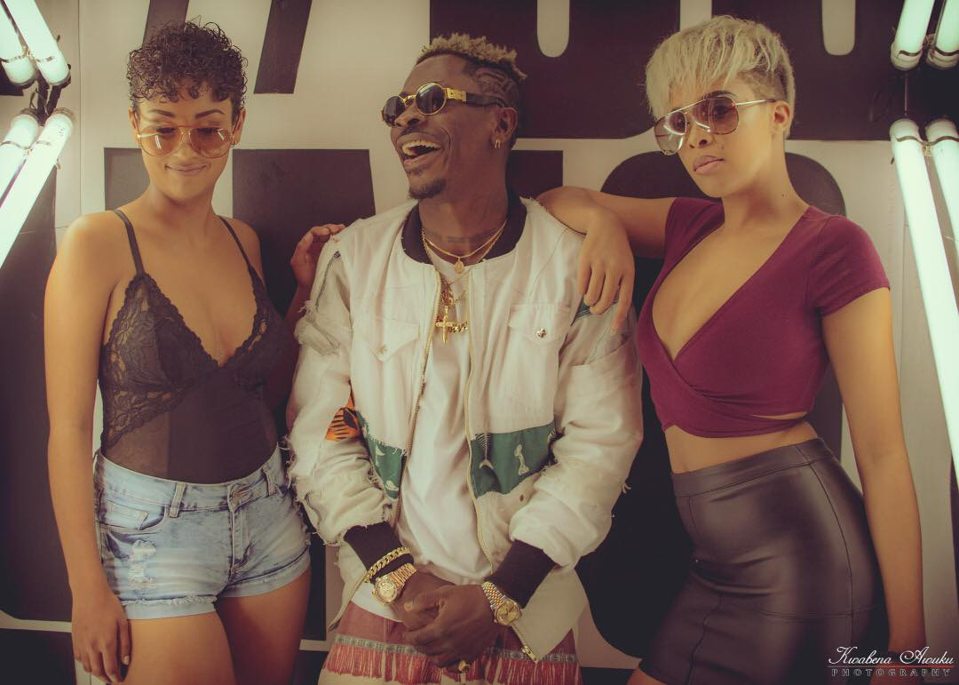 Shatta Wale – Amount (Official Video)