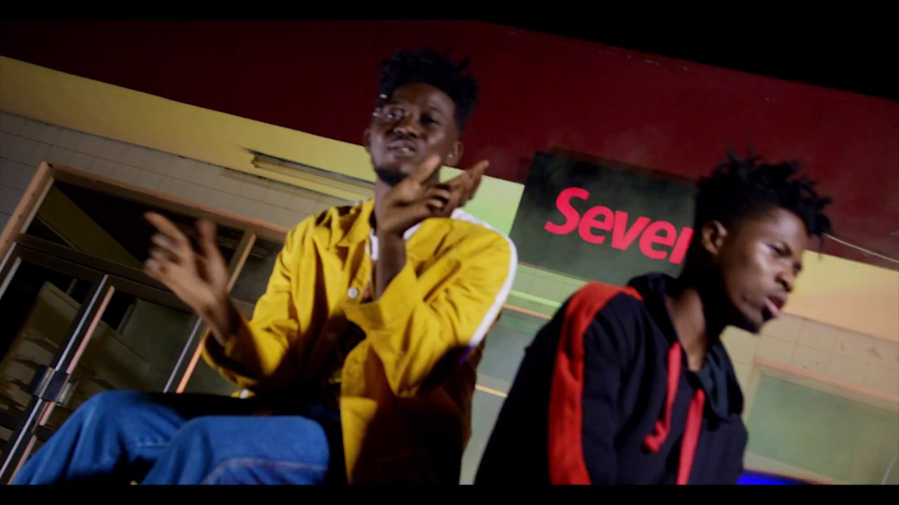 Kwesi Slay Feat Kwesi Arthur – Seven (Official Music Video)