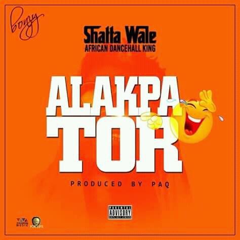 Shatta Wale – Alapkator (Prod By Paq)