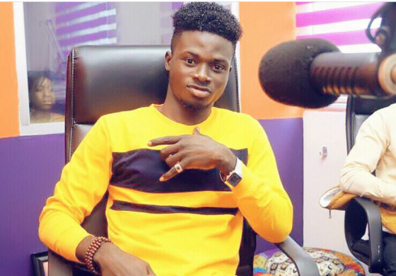 Kuame Eugene Is Bragging Again; See What He's Saying This Time Round
