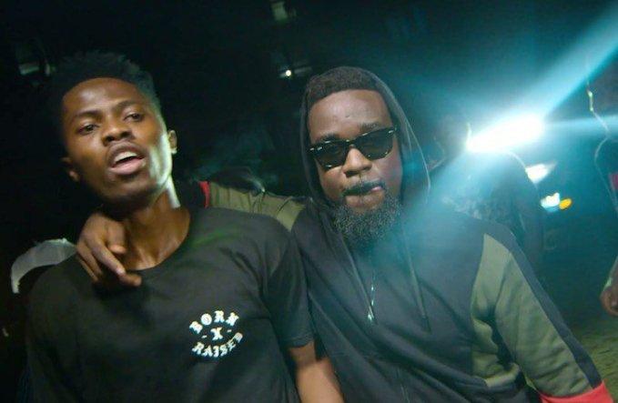 Kwesi Arthur X Sarkodie-Biibi Ba(Prod.By Fortune Dane)[www.Ghanahit.com]