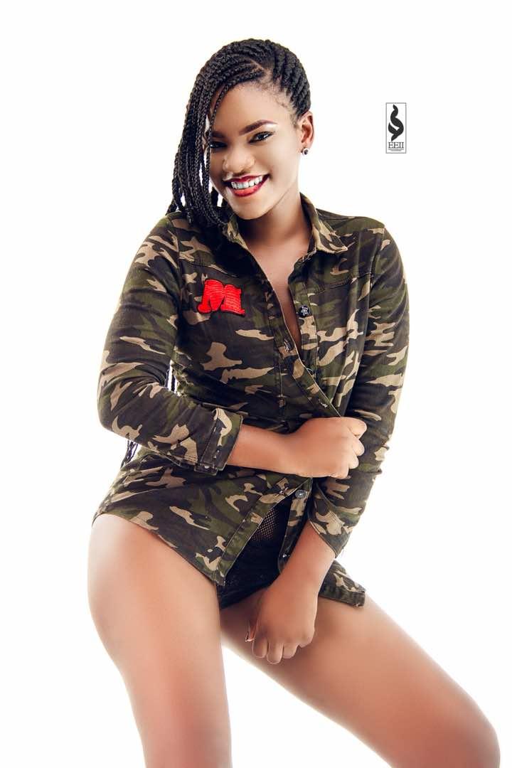 """Bullet Signs Ebony's Look-Alike """"Tisha"""" To RuffTown Records"""