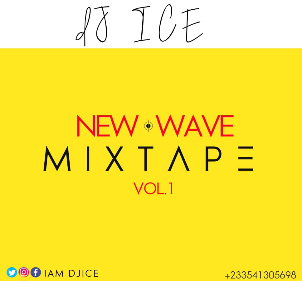 DJ ICE New Wave Mixtape Vol1