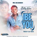 Billy Wan-IBE YOU(Prod.By Clef Music)