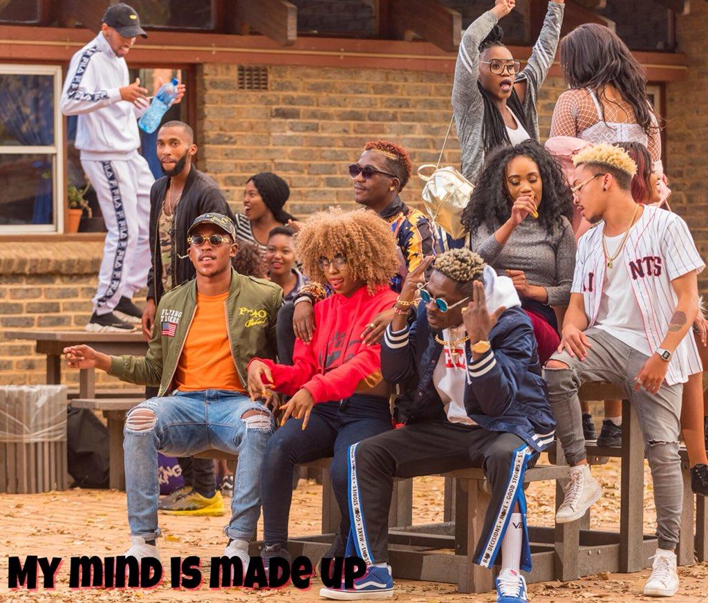 Lyrics: Shatta Wale – My Mind Is Made (Prod. By Da Maker)