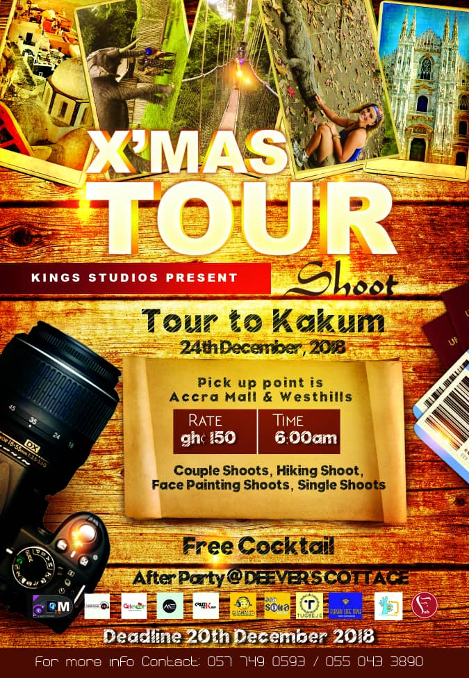 XMas Tour Shoot To Kakum