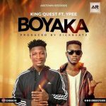King Quest ft. Ypee_BOYAKA_(prod.by.Sickbeatz)
