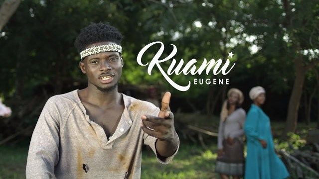 Official video: Kuami Eugene – Obiaato