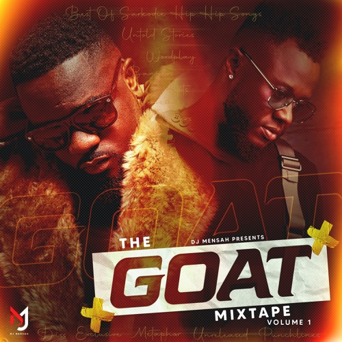 DJ Mensah – Sarkodie The Goat Mixtape (Vol. 1)